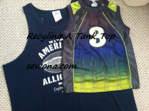 Recycling A Tank Top